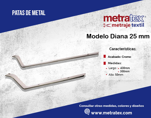 patas-metalicas-modelo-diana-25mm