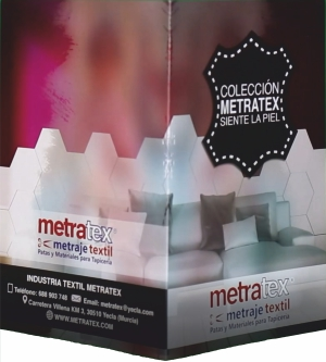 Catálogo de Piel - Portada - Metratex