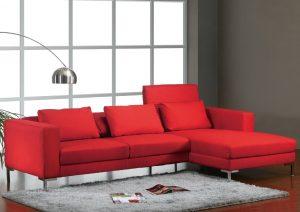 Patas metálicas para sofás