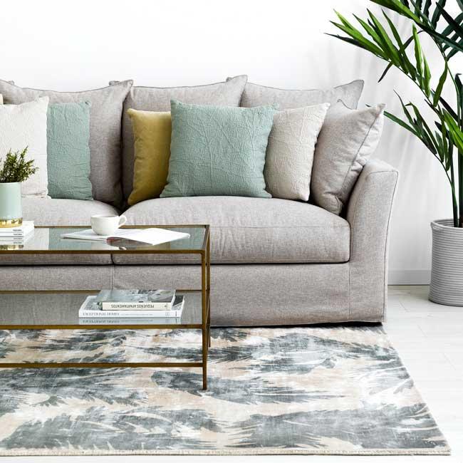 nuevo sofá