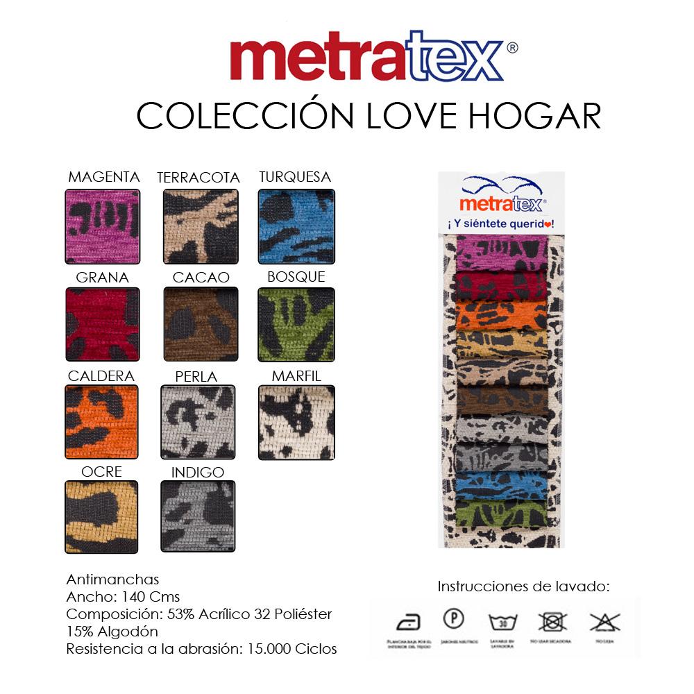 Tejido Love Hogar